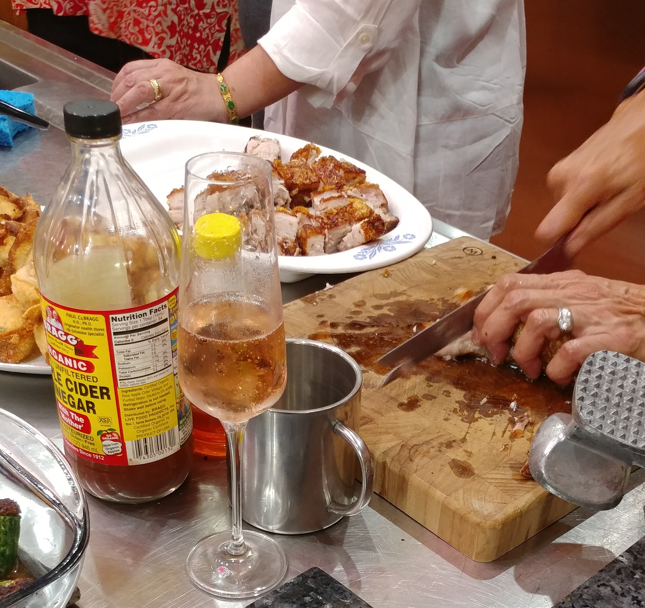 Sonia Tastes Hawaii: A Chinese New Year Potluck with friends