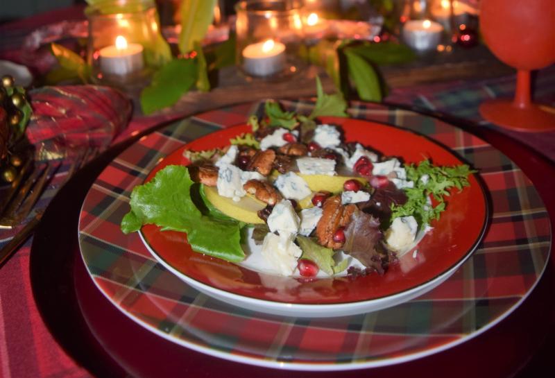Xmas 18 - salad