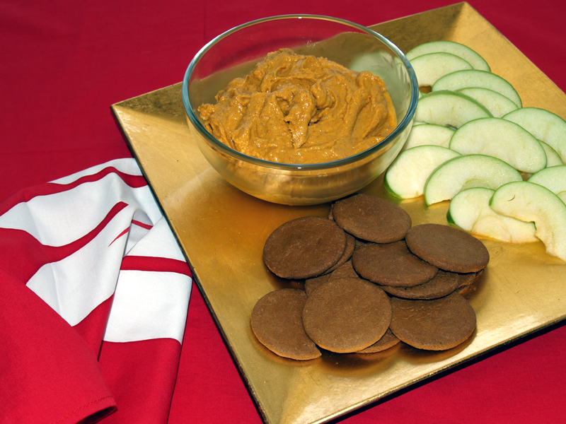 Sonia Tastes Hawaii: Spiced Pumpkin Dip